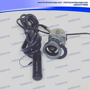 Stryker 988 410 122 Autoclavable Camera Head With Coupler
