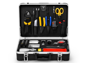 Fiber Optic Fusion Splicing Tool fusion Splicing Consumables Kit 45261