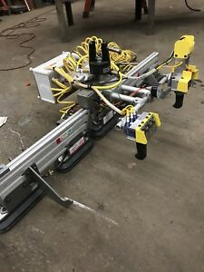 Gorbel Easy Arm Vacuum Lift Never Used Or Installed Perfect For Glass granite