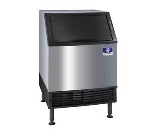 Manitowoc Neo 240 Undercounter Ice Machine Commercial Ice Maker
