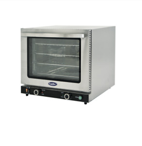 New 1 2 Sheet Mini Convection Steam Oven Electric Atosa Crcc 50s 8427 Etl nsf