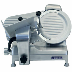 New 12 Heavy Duty Manual Meat Slicer Atosa Ppsl 12hd 8430 Commercial Etl Nsf
