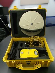 Trimble 5700 L1 L2 Gps Rtk Survey Receiver Zephyr Geodetic Antenna