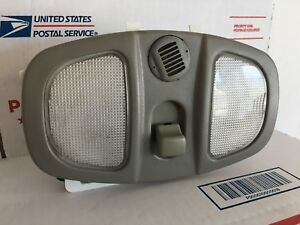 2002 2009 Saturn Vue Pontiac Torrent Chevy Equinox Overhead Sunroof Dome Light