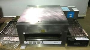 Lincoln 1132 001 Electric Conveyor Pizza Sub Oven 120 208vac 3 phase 30a 10 5kw