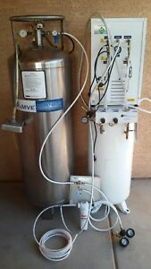 Nitrogen Generator Draught Pro Beer Co2 n2 Gas Blender bulk Liquid Co2 Tank