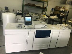 Xerox Color C75 Color Production Press 271k Total