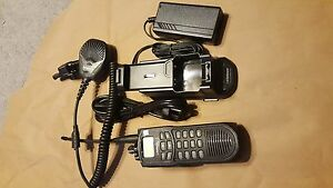 Lot Of 50 Ef Johnson Ascend Es 5100 Radios With Chargers Battery