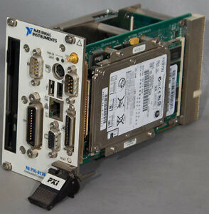 National Instruments Pxi 8176 1 26 Ghz 512mb 20 Gb Hd Embedded Controller
