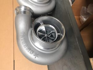Smeding S400sx4 S480sxe 80mm Billet Turbo T6 Twin Scroll 1 32 A r