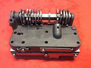 Ford Tractor Nos Selectospeed Sos Transmission Control Valve 2000 3000 4000 5000
