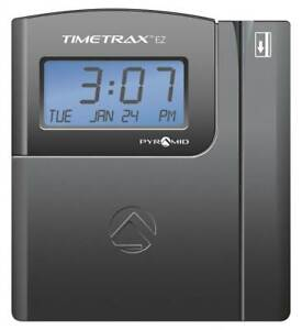 Swipe Card Time Clock System id 3313766