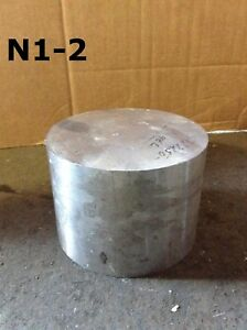 Monel Nickel copper Alloy 400 Round Bar Stock 5 5 X 4