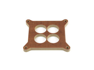 Canton 85 152 Phenolic Carburetor Spacer For 4150 4160 Holley 4 Hole 1 2 Inch