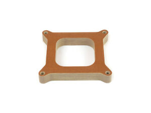Canton 85 160 Phenolic Carburetor Spacer For 4150 4160 Holley Open 1 Inch