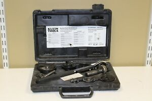 Klein Tools Knockout Punch Set With Wrench 53732 sen