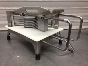3 16 Cut Manual Tomato Slicer Lincoln 0643n 8441 Commercial Counter Top Nsf