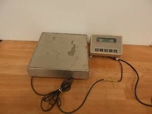 Ohaus 50 Lb Industrial Scale I 10 Working Free Shipping