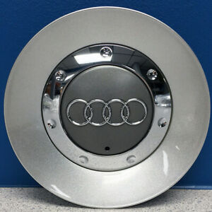 One 2005 2011 Audi A4 58788 Wheel Rim Center Cap Oem 8n0601165dz17 New