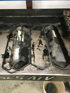 1997 Ford F 250 F250 Power Stroke 7 3l 7 3 Valve Valves Cover Injector Harness