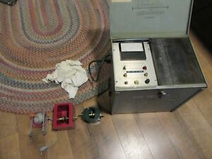 Hipotronics Oc50 Portable Oil Dielectric Tester 60kv 2 Test Cells Included