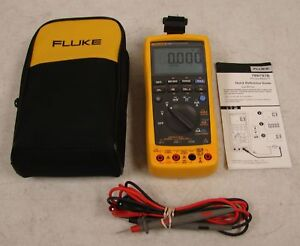 Fluke 789 Processmeter Process Meter Multimeter