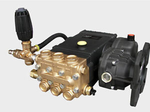 Pressure Washer Pump Plumbed Hp Hp4040 4 Gpm 4000 Psi 5038 c2 Reducer
