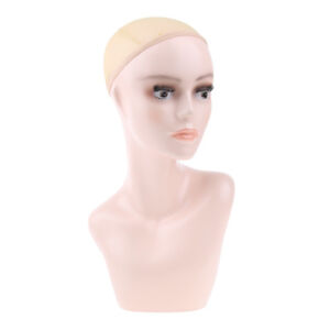 Cosmetology Mannequin Head Bust Model For Wigs jewelry hat glasses Display