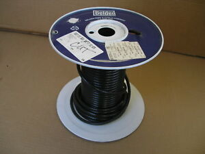 50 Ft Of Belden 9207 20 Awg Twinaxial 100 Ohm Duofoil Computer Cable