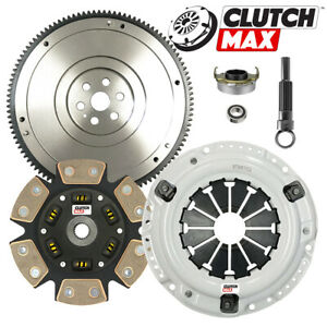 Cm Stage 3 Hd Clutch Kit And Nodular Flywheel For 92 05 Honda Civic D15 D16 D17