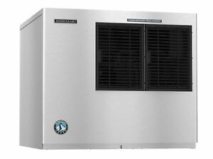 Hoshizaki Kml 325maj Ice Maker Air cooled Low Profile Modular Ice Maker
