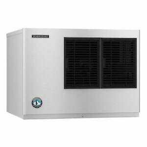 Hoshizaki Kml 500maj Ice Maker Air cooled Low Profile Modular Ice Maker
