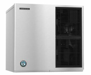 Hoshizaki Kmd 860maj Ice Maker Air cooled Modular Commercial Ice Maker