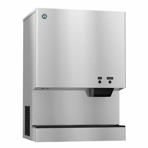 Hoshizaki Dcm 751bah Ice Maker Air cooled Ice And Water Dispenser
