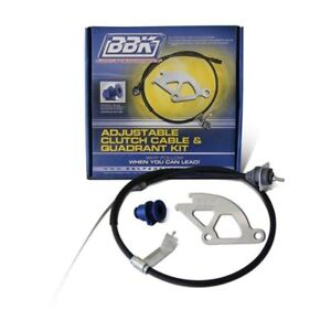 Bbk Adjustable Clutch Cable And Quadrant Kit 16095 For 1996 2004 Mustang