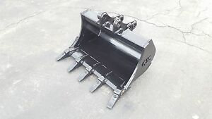 New 30 New Holland E27 Excavator Bucket With Pins