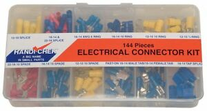 Crimp Connector Kit Terminal Type Connector Number Of Pieces 144 Number Of
