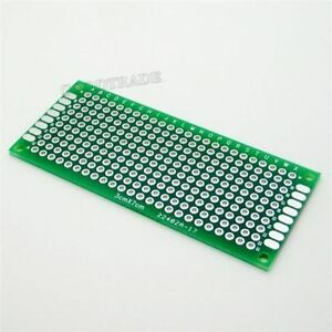 100pcs 3x7 Cm Prototype Double side Pcb 3 X 7 Panel Universal Board