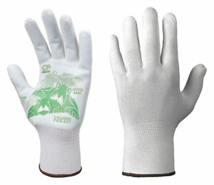 Turtleskin Glove Liners Nylon polyester S Wht Pr Cpb 430
