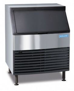Kdf 0250 Undercounter Ice Kube Machine Commercial Ice Maker