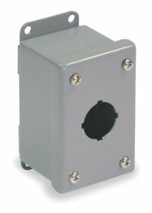 Wiegmann Pushbutton Enclosure 12 13 Nema Rating Number Of Columns 1 Psl1
