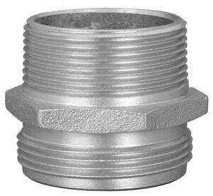 Dixon Fire Hose Hex Nipple Adapter Nonswivel Adapters Fittings Sub category