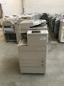 Canon Adv C5240a Color Copier With Print Scan Network Fax 307k Copies