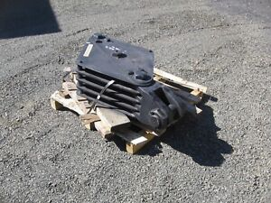 For Sale Unused 4 sheave Rigging Crane Block Wl 77 800 Lbs 7 8 Wire Rope