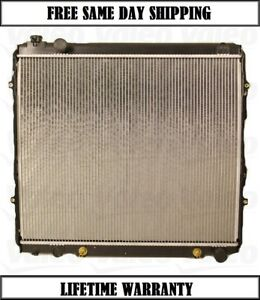 Brand New Valeo Radiator 376095 dpi 2376 Fits 01 04 Toyota Sequoia