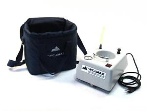 Medical Industries America 605 Vacumax Portable Aspirator 60hz 3 5a S n 78490