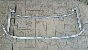 1964 Ford Galaxie Front Windshield Molding Trim