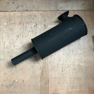 Muffler Silencer For Komatsu Pw60 3 Pc60 5 Pc80 3 Pc80lc 3 Engine 4d95l Engine