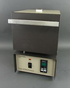 Barnstead Thermolyne Type 47900 Digital Lab Furnace F47928 2000 f 208 V