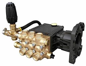 Pressure Washer Pump Plumbed Gp Ez4040g 4 Gpm 4000 Psi Vrt3 310ez